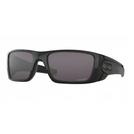 Picture of Oakley Fuel Cell Sunglasses - Black with PRIZM Grey Lens