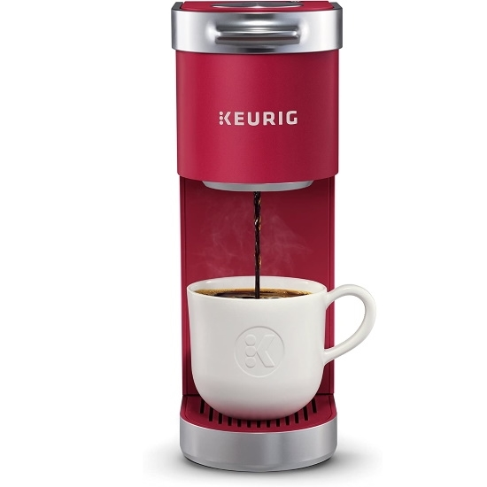 Picture of Keurig® Mini Plus Brewer with 42 K-Cups® - Red