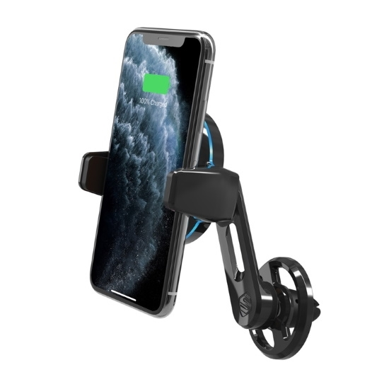 Picture of Scosche Qi Wireless Charging Grip Mount Car Vent