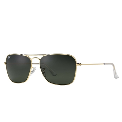 Picture of Ray-Ban® Caravan Sunglasses - Arista/Green