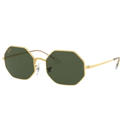 Picture of Ray-Ban® Octagon Legend Sunglasses - Gold/Green