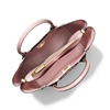 Picture of Michael Kors Mae Small Messenger - Smokey Rose