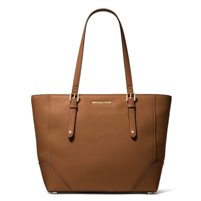 Picture of Michael Kors Aria Large Tote - Luggage