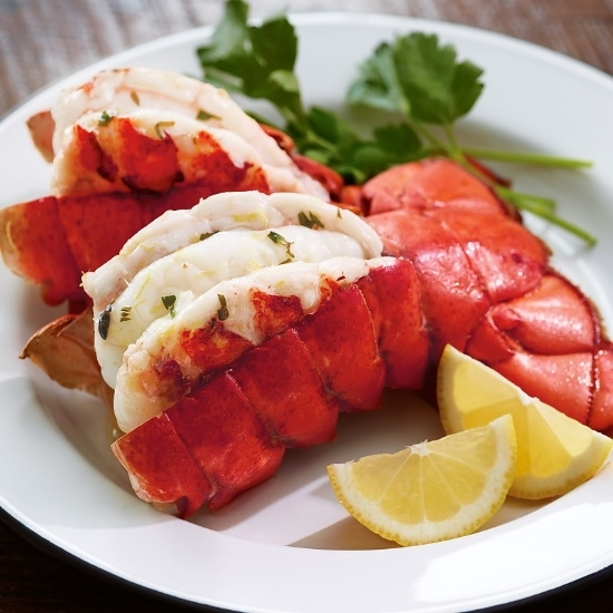 Picture of Kansas City Steaks 5oz. Cold Water Lobster Tails - Set of 4