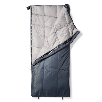 Picture of Eddie Bauer Snowline Convertible 30/50 Sleeping Bag - Storm