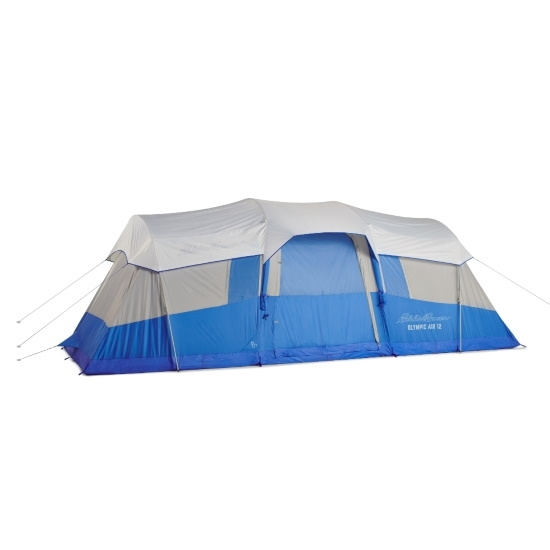 Picture of Eddie Bauer Olympic 12 Air Tent - Island Blue
