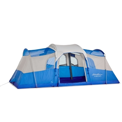 Picture of Eddie Bauer Olympic 10 Air Tent - Island Blue