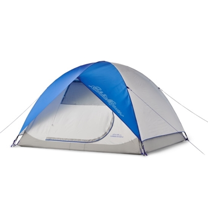 Picture of Eddie Bauer Carbon River 4 Tent - Island Blue