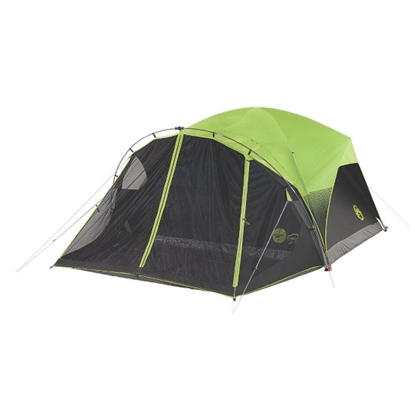 Picture of Coleman® 6-Person Dark Room Screened Dome Tent