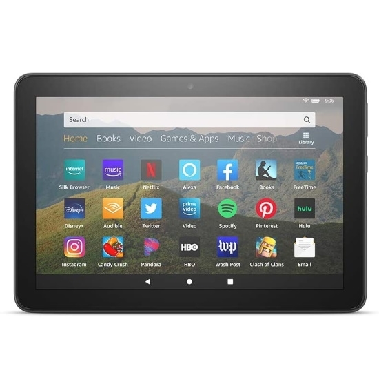 Picture of Amazon 8'' Fire HD 8 Tablet 64GB without Special Offers
