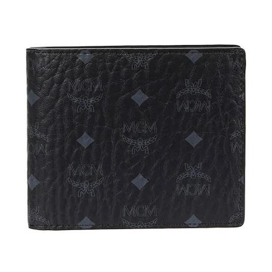 Picture of MCM Visetos Original Flap Wallet