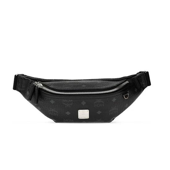 Picture of MCM Fursten Visetos Belt Bag Small