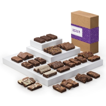 Picture of Fairytale Brownies® Sprite 36 Snack-Size Brownies