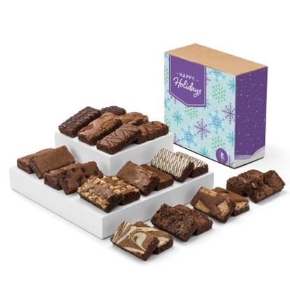 Picture of Fairytale Brownies® Holiday Sprites - 24 Brownies
