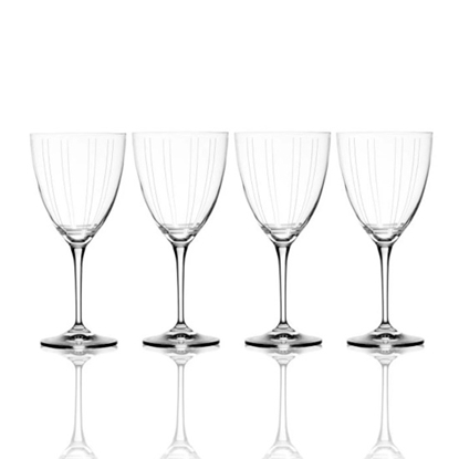 Picture of Mikasa Berlin 13.5oz. White Wine Glasses - Set of 4