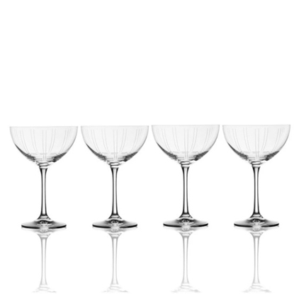 Picture of Mikasa Berlin 11.5oz. Champagne Saucers - Set of 4