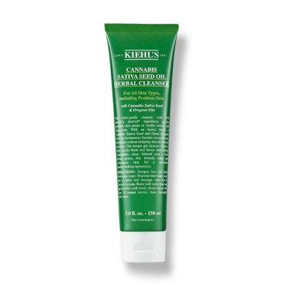 Picture of Kiehl's Cannabis Sativa Seed Oil Cleanser - 150mL