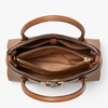 Picture of Kate Spade Toujours Medium Satchel - Warm Gingerbread