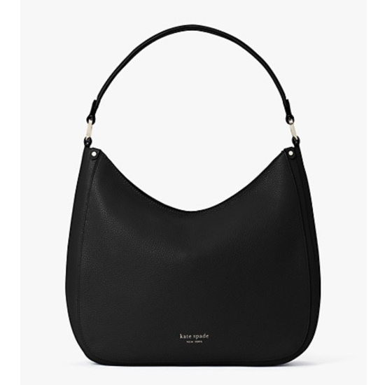 Picture of Kate Spade Roulette Large Hobo Bag - Black