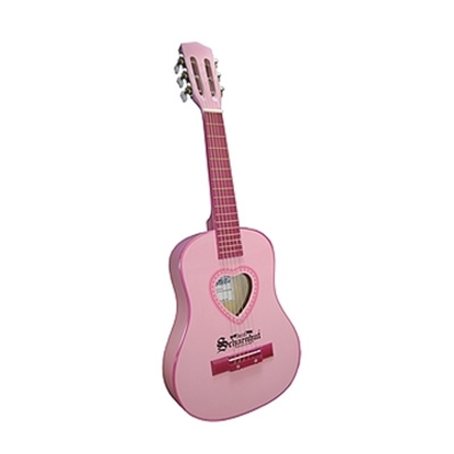 Picture of Schoenhut® Acoustic Guitar - Pink