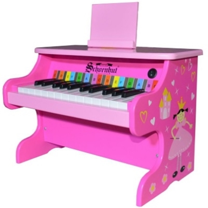 Picture of Schoenhut 25-Key Digital Table Top Piano - Pink