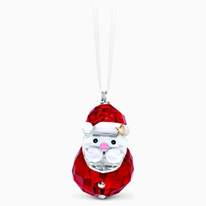 Picture of Swarovski Rocking Santa Claus Ornament