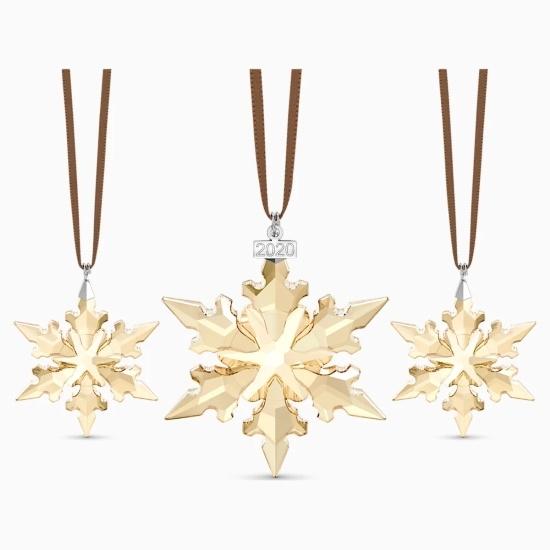 Picture of Swarovski Festive Ornament Set 2020