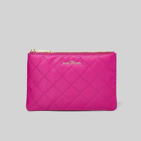 Picture of Marc Jacobs The Beauty Flat Pouch - Sweet Berry