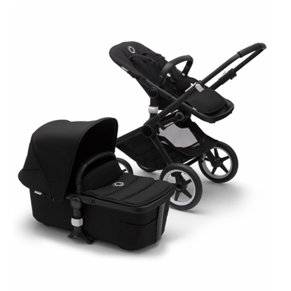 Picture of Bugaboo Fox2 Complete Stroller - All Black