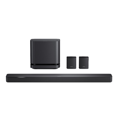Picture of Bose Soundbar 500 with Bass Module 500 & Surround Speakers