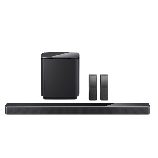 Picture of Bose Soundbar 700 with Bass Module 700 & Surround Speakers