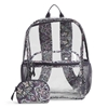 Picture of Vera Bradley Clearly Colorful Backpack Set