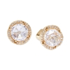 Picture of Kate Spade That Sparkle Pave Round Large Studs