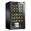 Picture of Wine Enthusiast 32-Bottle Dual Zone Max Wine Cooler