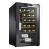 Picture of Wine Enthusiast 24-Bottle Compressor Cooler with Storage