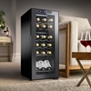 Picture of Wine Enthusiast 18-Bottle Dual Zone Max Wine Cooler