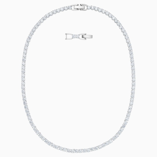 Picture of Swarovski Tennis Deluxe All-Around Necklace