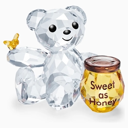 Picture of Swarovski Kris Bear - Sweet as Honey Bear