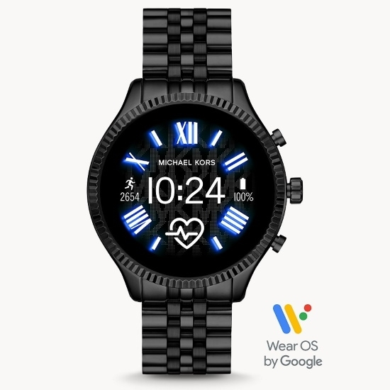 Picture of Michael Kors Gen 5 Lexington Smartwatch - Black