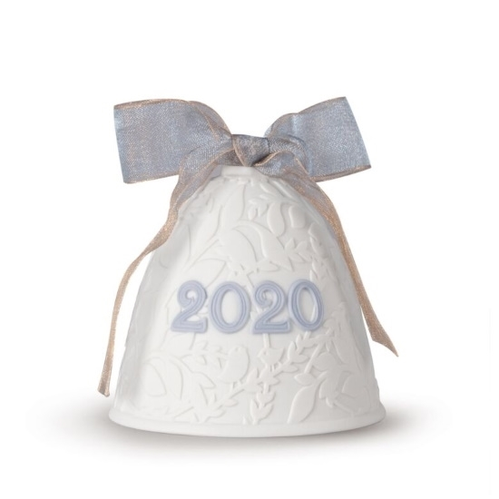 Picture of Lladro Christmas Bell 2020