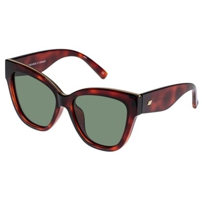 Picture of LeSpecs LeVacanze Sunglasses with Khaki Mono Polar Lens