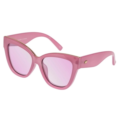 Picture of LeSpecs LeVacanze Sunglasses with Orchid Mirror Lens