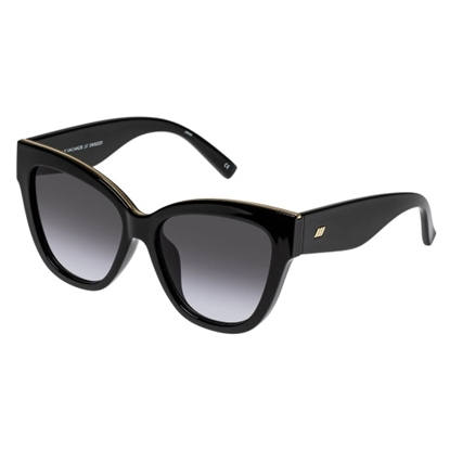 Picture of LeSpecs LeVacanze Sunglasses with Smoke Grad Lens