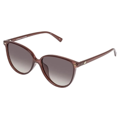 Picture of LeSpecs Eternally Sunglasses with Khaki Grad Lens