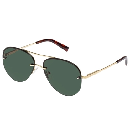 Picture of LeSpecs Panarea Sunglasses with Khaki Mono Lens