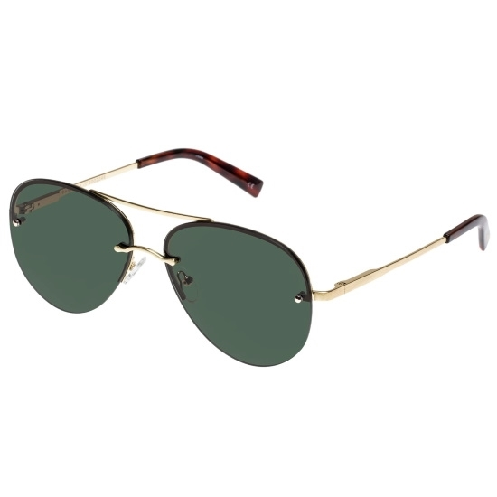 Picture of LeSpecs Panarea Sunglasses with Khaki Mono Lens