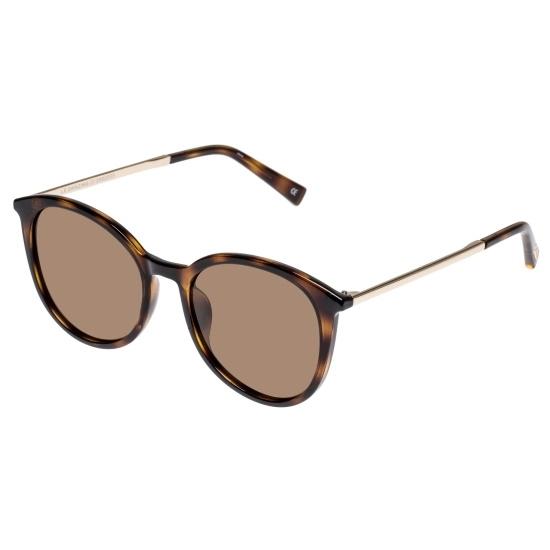 Picture of LeSpecs LeDanzing Sunglasses with Brown Mono Polarized Lens