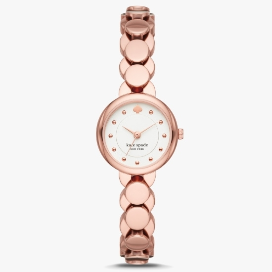 Picture of Kate Spade Monroe Quartz Rose Gold-Tone Stainless Steel Watch
