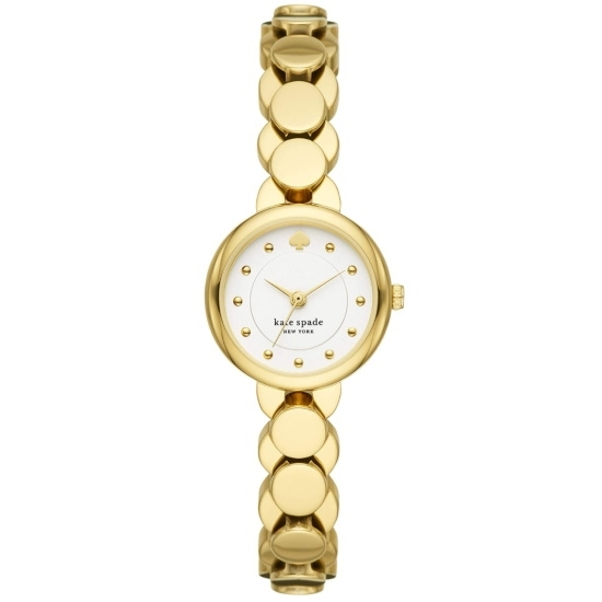 Picture of Kate Spade Monroe Quartz Gold-Tone Stainless Steel Watch