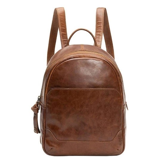 Picture of Frye Melissa Medium Backpack - Cognac